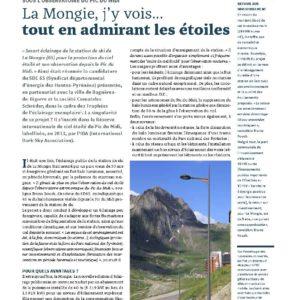 300_LUMIERES EXTERIEURES La Mongie, j'y vois tout en admirant les étoiles