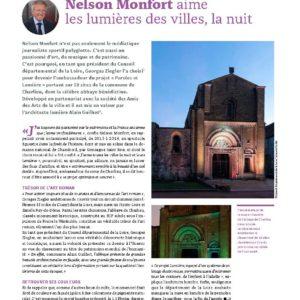 302_FLASH_RENCONTRE Nelson Monfort aime les lumières des villes la nuit