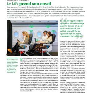 306_PERSPECTIVES_Innovation_Le LiFi prend son envol