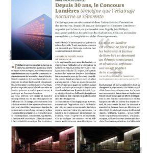 300_DOSSIER_Depuis 30 ans, le Concours Lumières témoigne que l'éclairage nocturne se réinvente