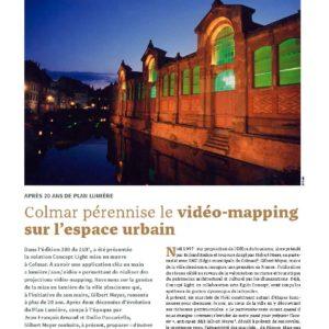 302_DOSSIER_Colmar pérennise le vidéo-mapping sur l'espace urbain