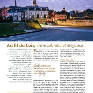 308_LUMIERES_EN_REGIONS_Vendôme au fil du Loir Entre sobriété et élégance par NoctaBene