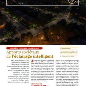 309_DOSSIER URBANISME_Apports sociétaux de l'éclairage intelligent
